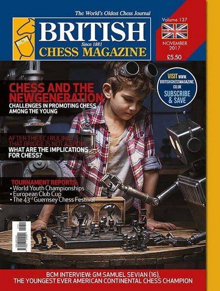 British Chess Magazine – November 2017