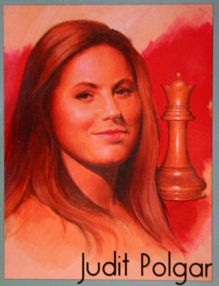 The Chess Greats of the World, Judit Polgar