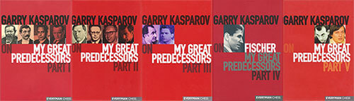 Garry Kasparov on My Great Predecessors, Part 1,2,3,4,5