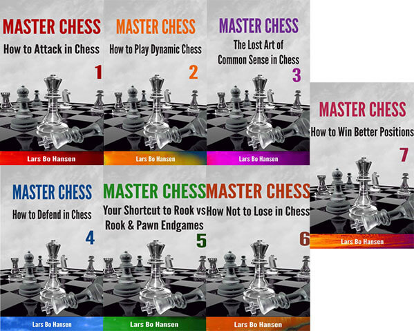 Master Chess Book Series 1-7