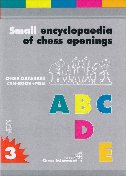 Small Encyclopedia of Chess Opening — PDF Download