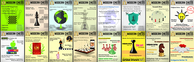 Modern Chess Magazine Issue 1-16