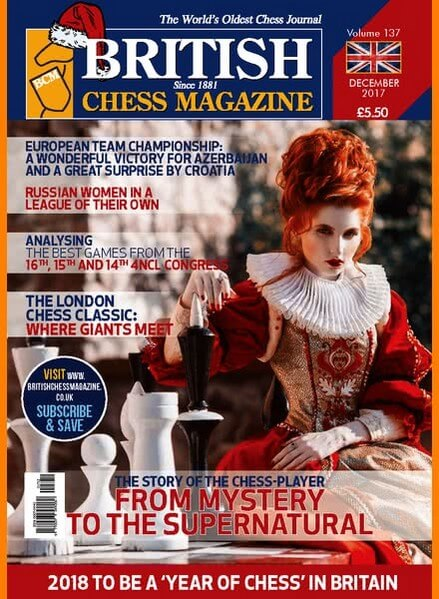British Chess Magazine – December 2017
