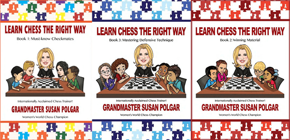 Learn Chess the Right Way: Vol 1,2,3