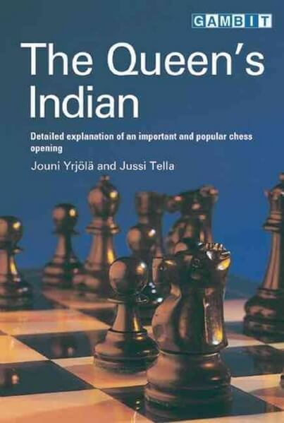 The Queen's Indian: Detailed Explanation of an Important and Popular Chess Opening