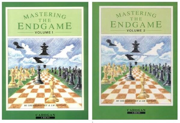 Mastering the Endgame, Volume 1, 2 - download book