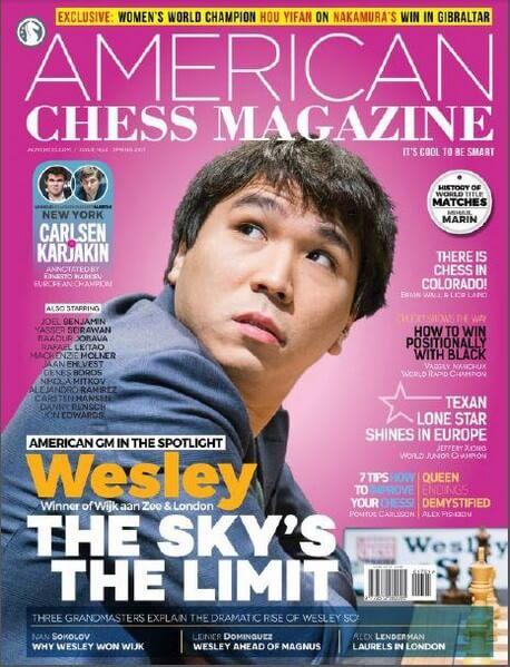 American Chess Magazine 2017 №2