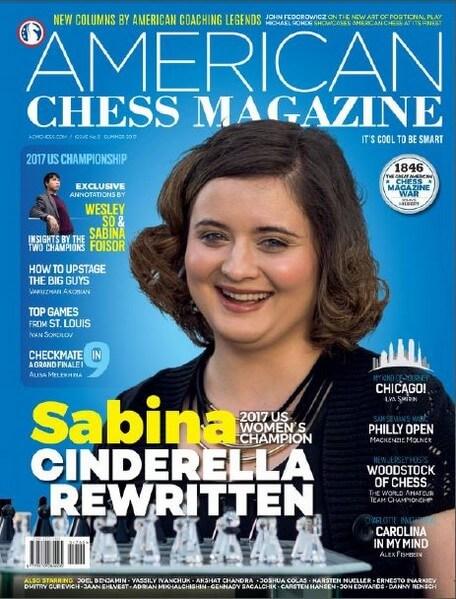 American Chess Magazine 2017 №3