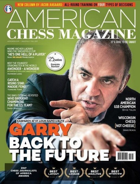 American Chess Magazine 2017 №4