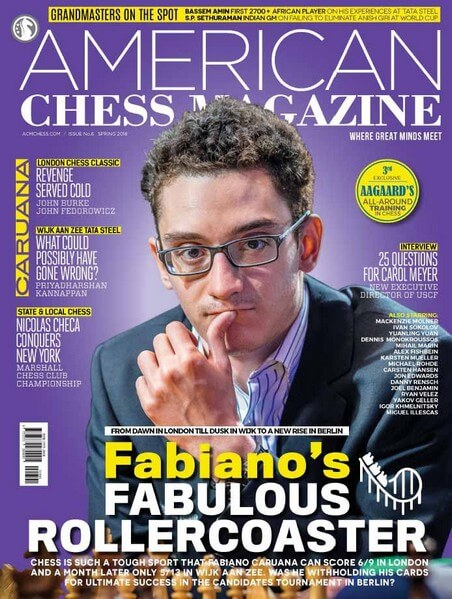 American Chess Magazine 2018 №6