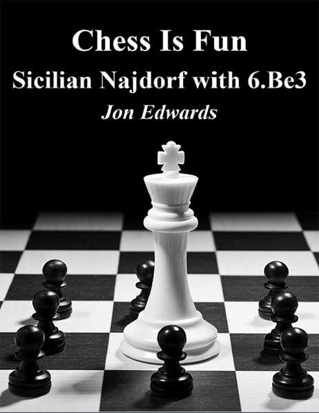 Sicilian Najdorf with 6.Be3