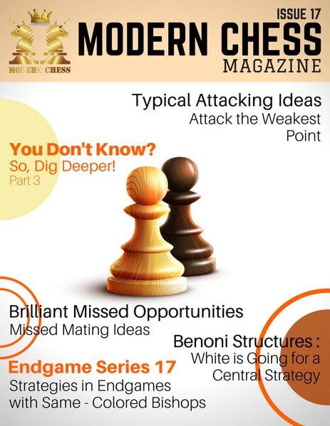Modern Chess Magazine 17