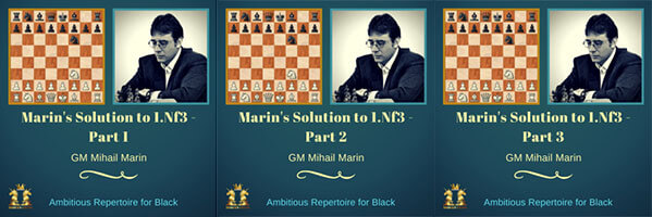 Marin's Solution to 1.Nf3 Part 1, 2, 3