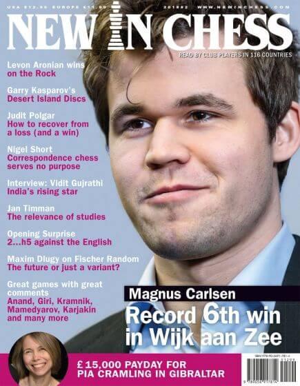 New In Chess Magazine 2018 №2 (Magnus Carlsen)