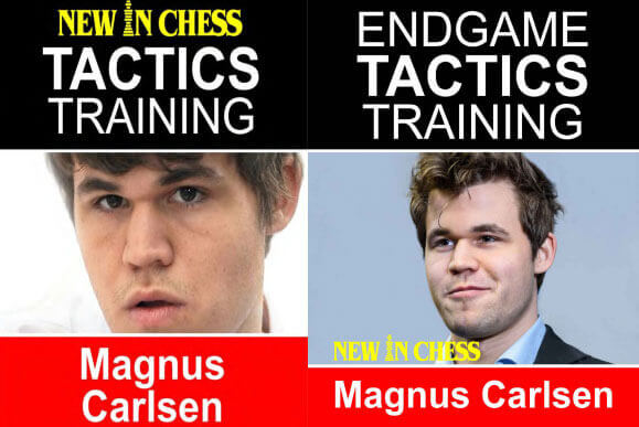 Tactics Training, Magnus Carlsen
