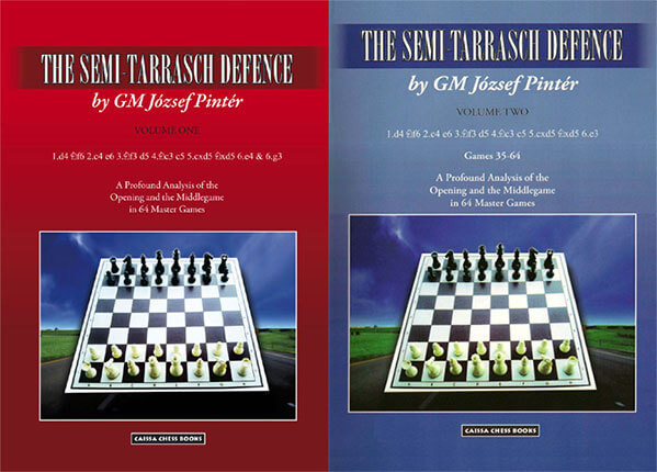 The Semi-Tarrasch Defence Vol. 1, 2