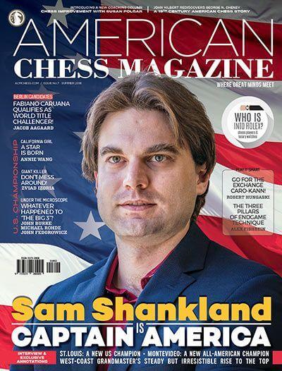 American Chess Magazine 2018 №7