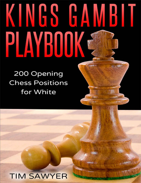 Kings Gambit Playbook: 200 Opening Chess Positions for White