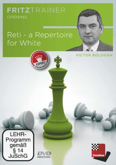 Reti: A Repertoire for White, ChessBase Format