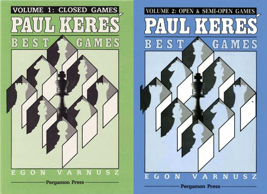 Paul Keres' Best Games. Volume 1, 2