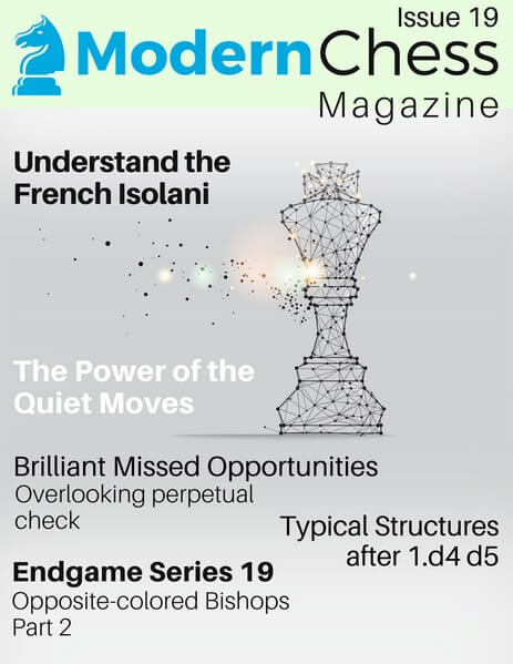 Modern Chess Magazine 19