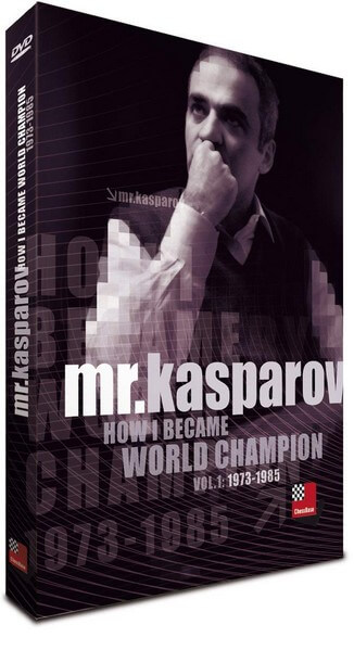 Kasparov: How I became World Champion (1973-1985)