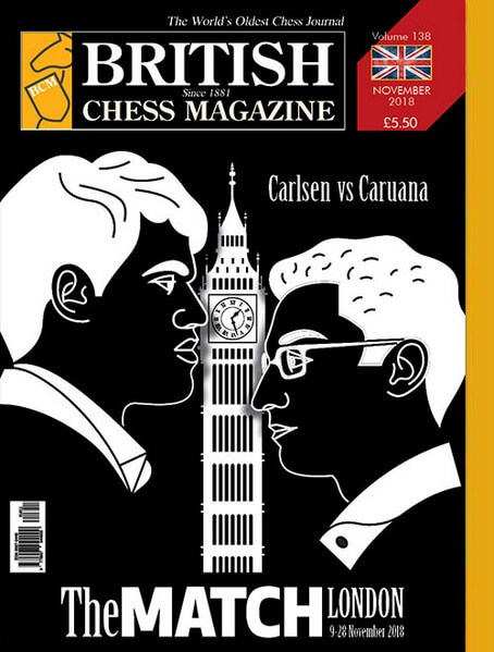 British Chess Magazine - November 2018