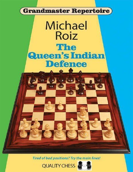 The Queen's Indian Defence, Michael Roiz