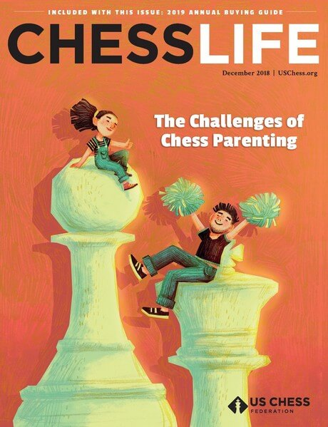 Chess Life Magazine December 2018