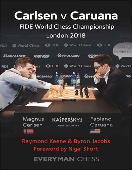 Carlsen v Caruana: FIDE World Championship London 2018