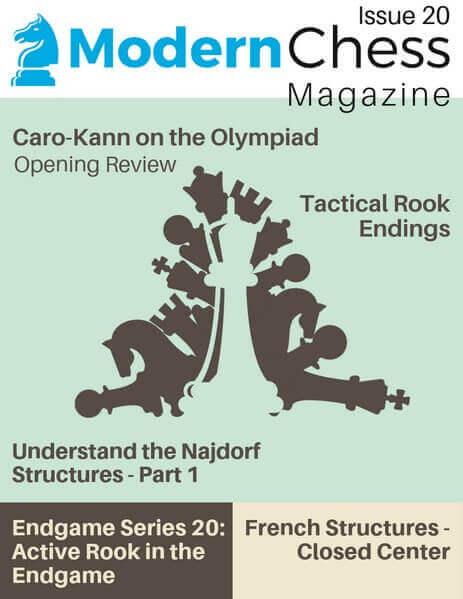 Modern Chess Magazine 20