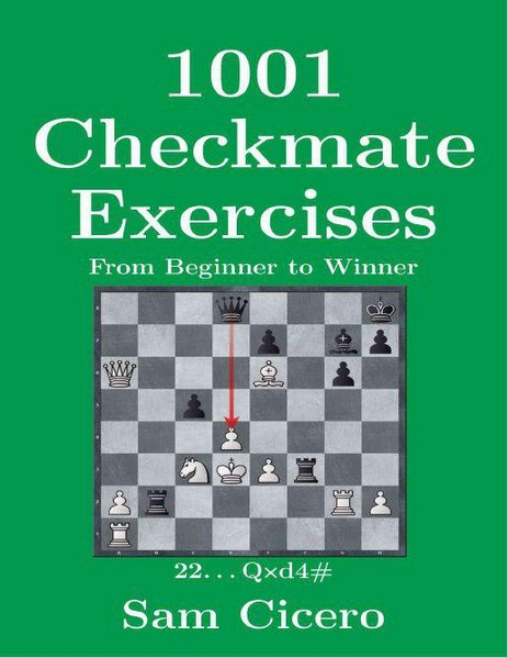 1001 Checkmate Exercises: From Beginner to Winner