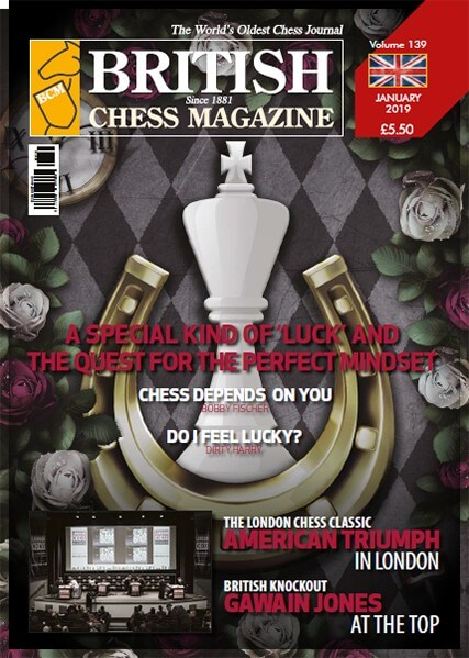 British Chess Magazine - January 2019