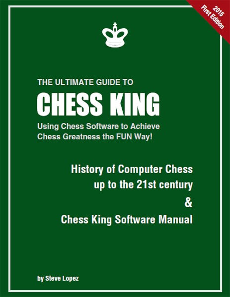 The Ultimate Guide to: Using Chess Software to Achieve: Chess Greatness the FUN Way!
