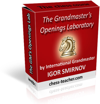 Chess Openings for Beginners: Grandmaster's Opening Laboratory