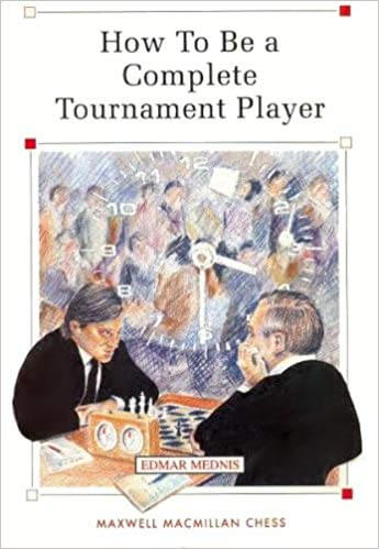 How to Be a Complete Tournament Player
