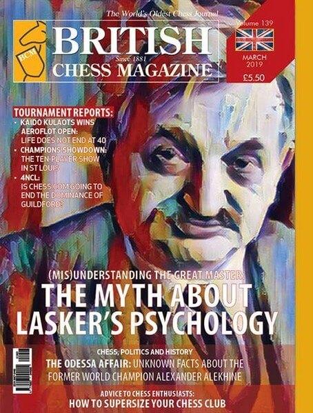British Chess Magazine - March 2019
