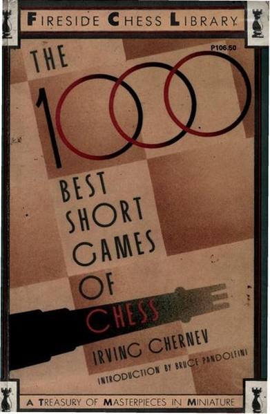 1000 Best Short Games of Chess