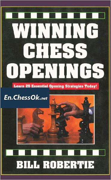 Winning Chess Openings. 2nd Edition