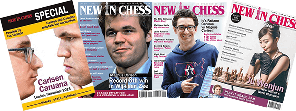 New In Chess Magazine 1985-2018 - Download