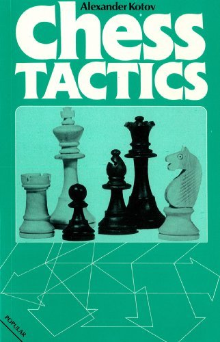 Chess Tactics, Alexander Kotov, 1983
