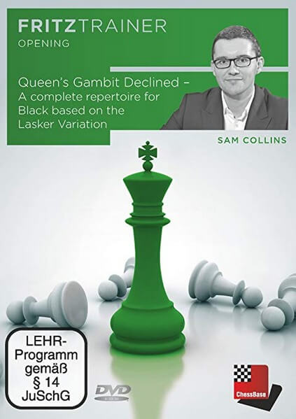 Fritz Trainer, Queen's Gambit Declined: A complete repertoire for Black based on the Lasker Variation