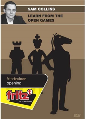 Fritz Trainer, Sam Collins, Learn from the Open Games