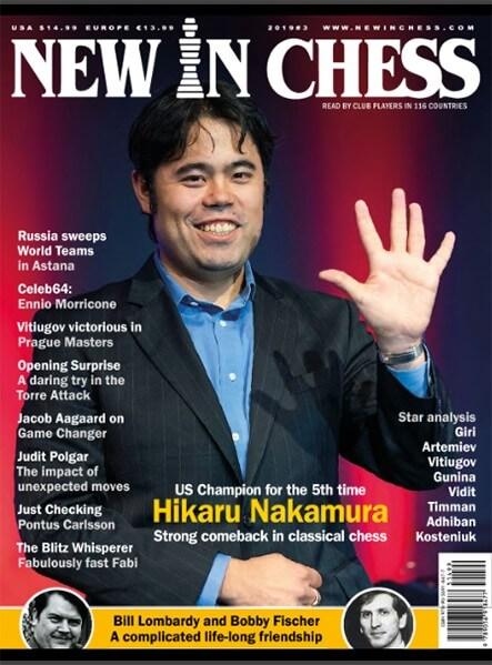 New In Chess Magazine 2019 №3
