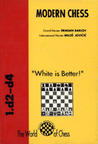 Modern chess White Is Better 1.d2-d4