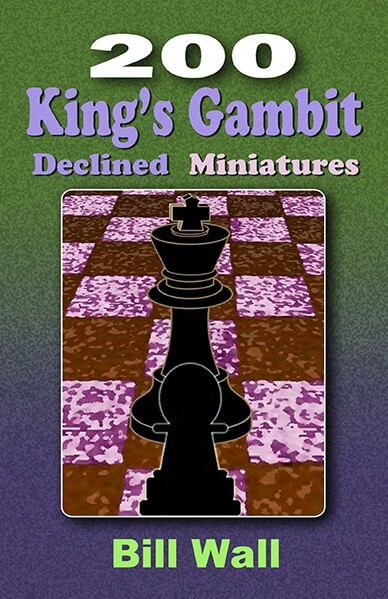 200 King's Gambit Declined Miniatures