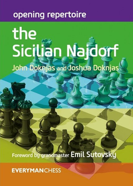 Opening Repertoire The Sicilian Najdorf