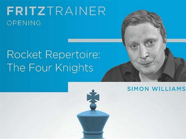 Fritz Trainer, Simon Williams, Rocket Repertoire: The Four Knights