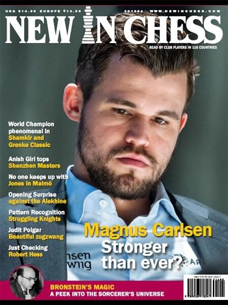 New In Chess Magazine 2019 №4