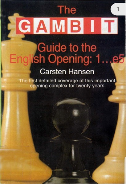The Gambit Guide to the English Opening: 1...e5